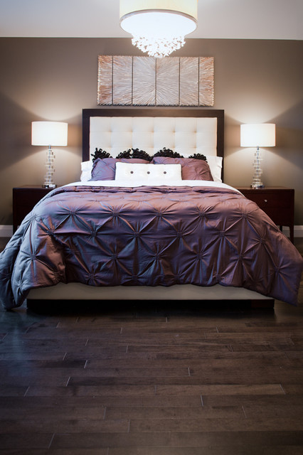 Show Homes Contemporary Bedroom Other By Fresco