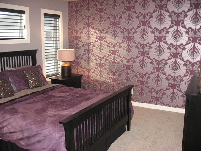 Showhome Oakbank contemporary-bedroom