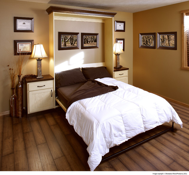 Showplace Cabinets Murphy Wall Beds Traditional
