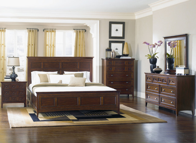 Sierra Bedroom Collection Traditional Bedroom Philadelphia By Mealey 39 S Furniture