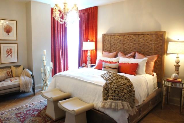 Signature Beach Condo | Cara McBroom & Joey LaSalle beach-style-bedroom