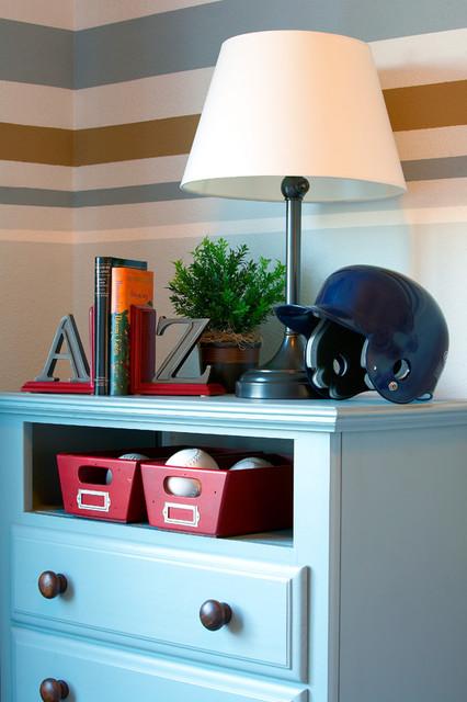 Signature Properties Model Home II traditional-bedroom
