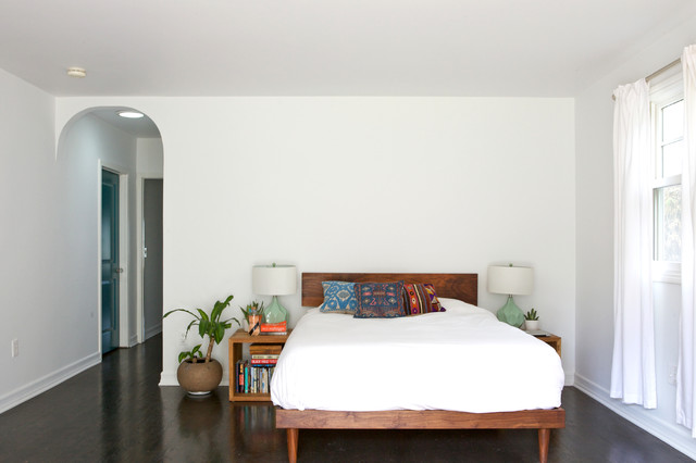 silverlake vintage modern - mid-century - schlafzimmer - los, Schlafzimmer ideen