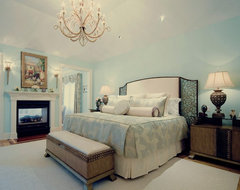Simply Comfortable traditional bedroom