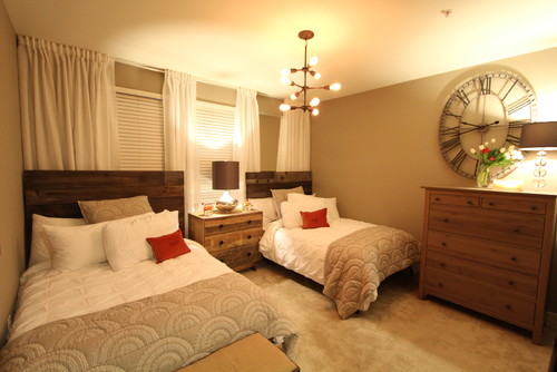 Love the wall clock in this bedroom. Where can I get one?