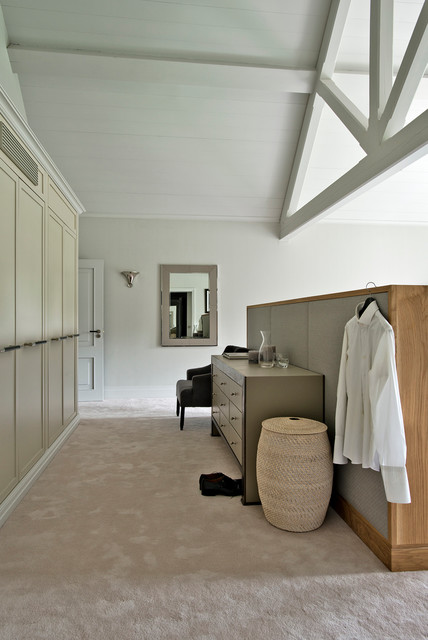 Sims Hilditch, Radlett Family Home contemporary-bedroom