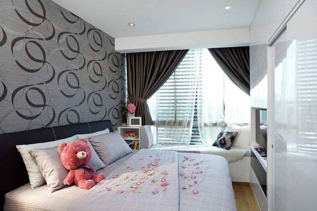 Easy ways to smarten up a small bedroom | Home