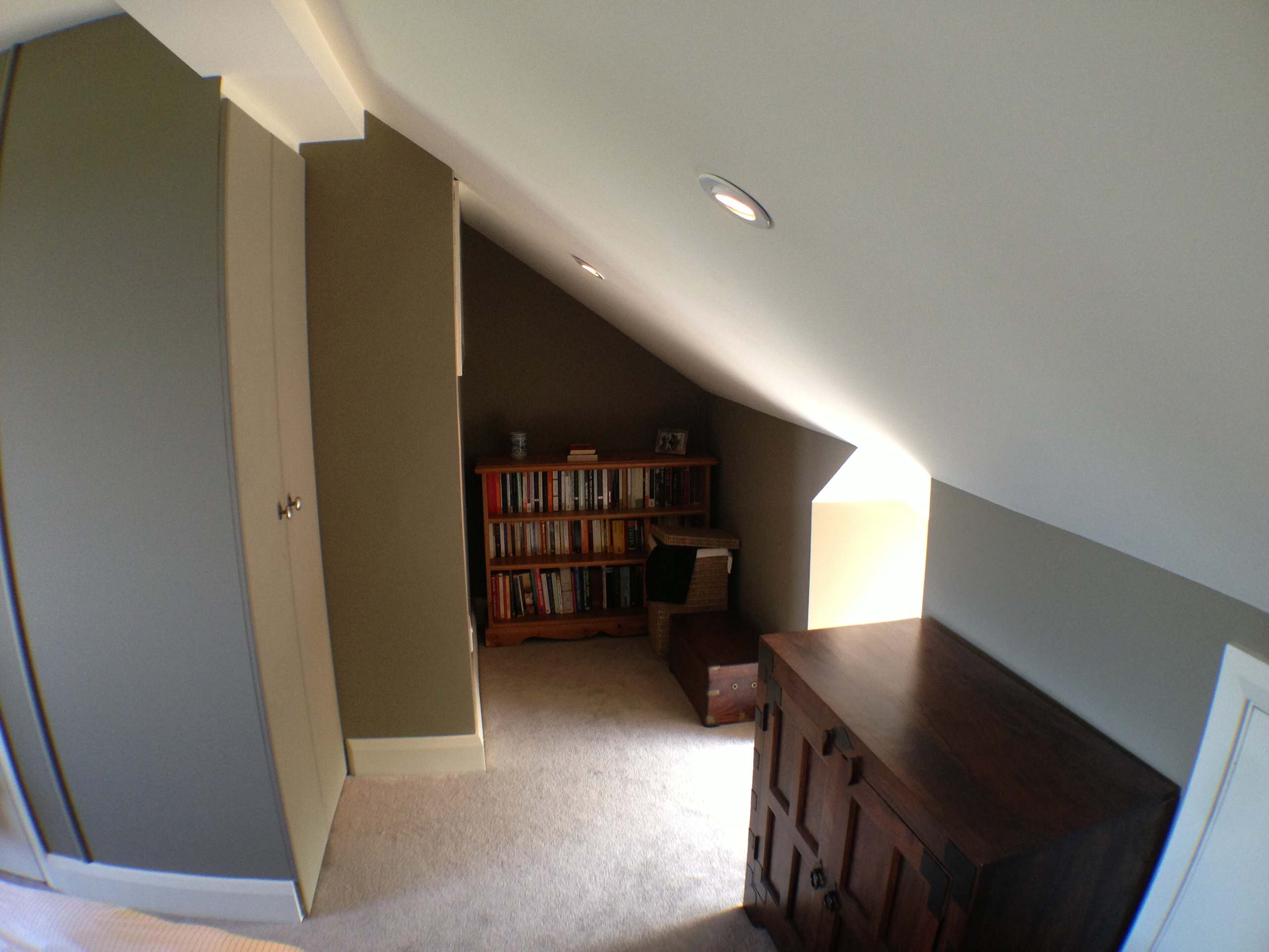 Single Storey Rear Extension And Garage Conversion