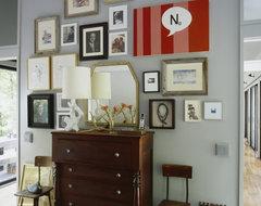 Sixteen Doors eclectic-bedroom