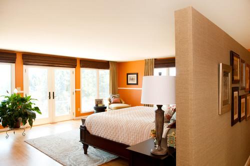 ไอเดียห้องนอน 10 Skyline Master Bedroom