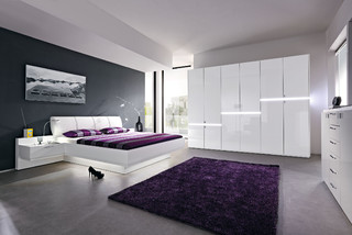 nolted modern bedroom miami by the collection german furniture
