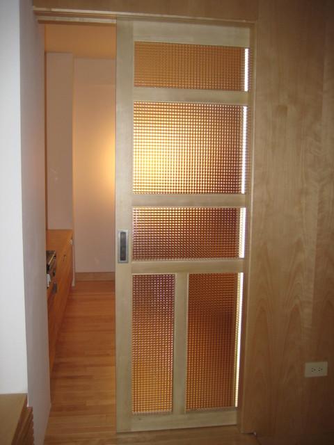 Sliding Door bedroom