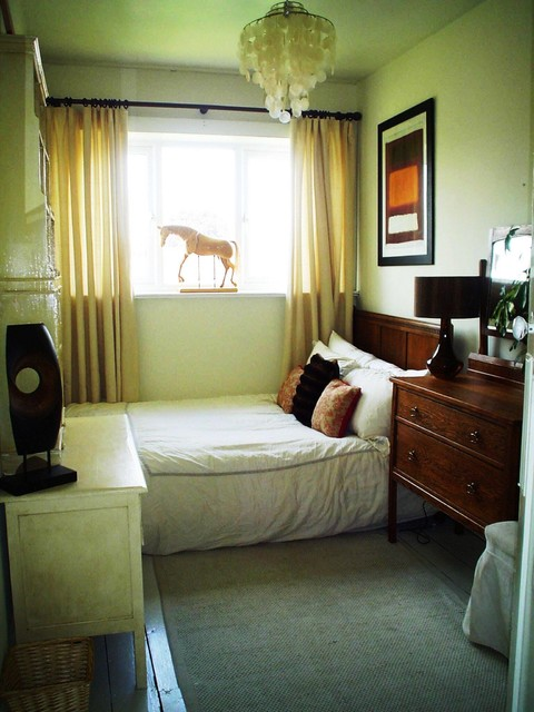 Small Bedrooms Contemporary Bedroom Other