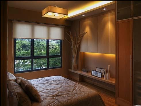 Small Bedrooms contemporary-bedroom