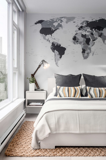 Small Space - Big Style - Contemporary - Bedroom - Vancouver - by ...