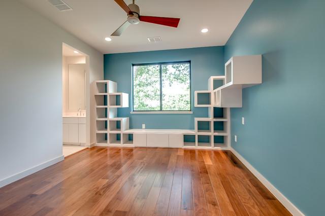 Smolensky project modern-bedroom