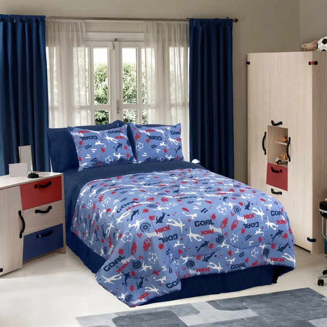 soccer bedding and room decorations modern bedroom jacksonville