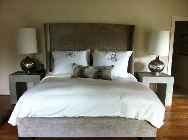 Soft Contemporary Bedroom By Texas Tuscan Furniture Designs Contemporary Bedroom Houston