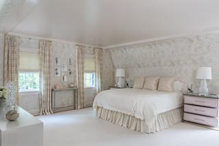 Soft Elegance トランジショナル-寝室