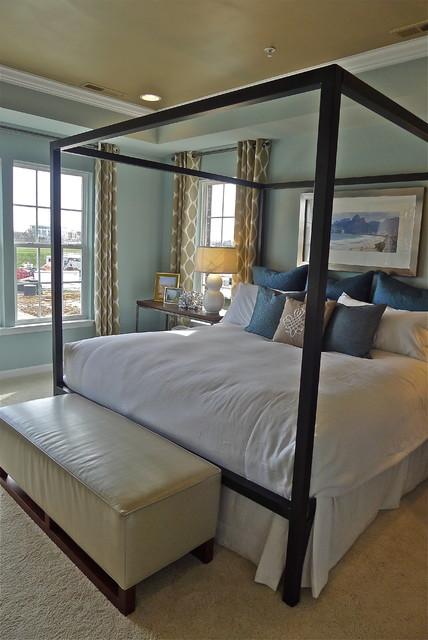 Soho modern-bedroom
