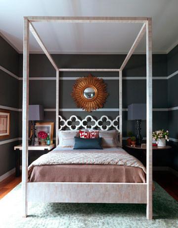 Soho Mews eclectic-bedroom