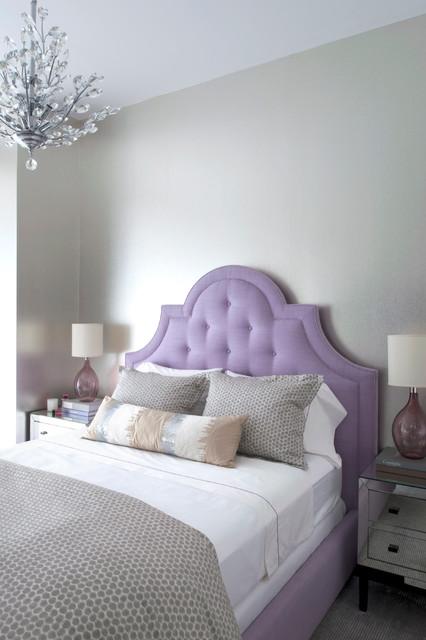 Soho Townhouse transitional-bedroom