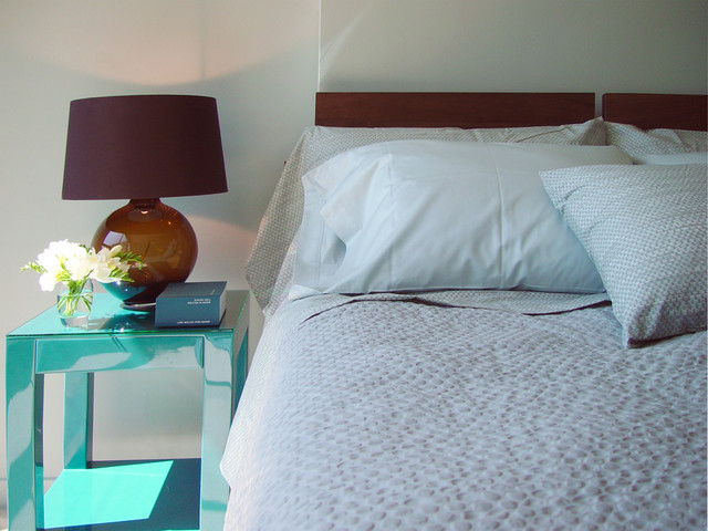SoMA Highrise contemporary-bedroom