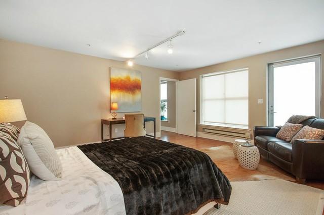 Soma Loft Contemporary Bedroom San Francisco By Jv