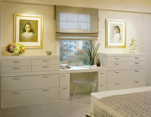 Soothingly Modern contemporary-bedroom