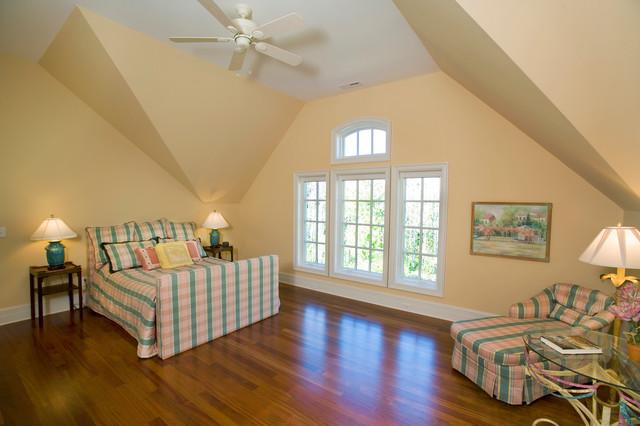 Soundside Residence traditional-bedroom