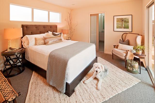 South 2nd Street modern-bedroom