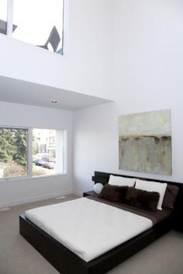 South Calgary 5 plex modern-bedroom
