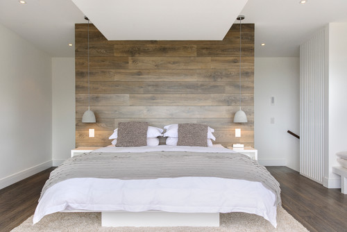 Love The Flooring Also Feature Timber Wall