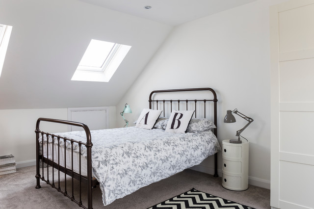 South East London Country Bedroom London By Chris