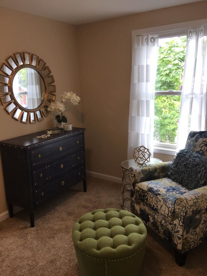 South Plainfield Staging