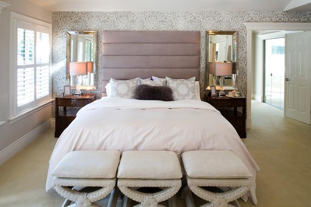 South Surrey contemporary-bedroom