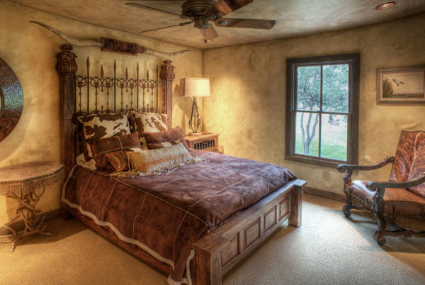 South Texas Ranch - Rustic - Bedroom - Austin - by Maison et ... on ranch home ideas, ranch kitchen ideas, ranch house curb appeal ideas front porch, raised ranch interior design ideas, ranch fence design ideas, ranch party ideas, ranch garden ideas, ranch home exterior house colors, ranch art, ranch family, southwest bathroom decor ideas, ranch bathroom ideas, ranch wedding ideas, ranch patio ideas, ranch style, ranch remodel ideas, desert ranch ideas, ranch entrance ideas, high ranch design ideas, ranch fencing ideas,