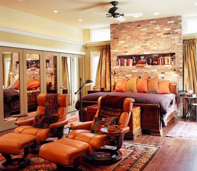 southern comfort - the bedroom eclectic-bedroom