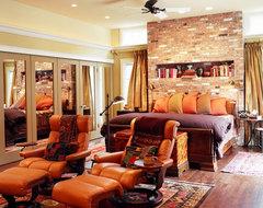 southern comfort - the bedroom eclectic-bedroom