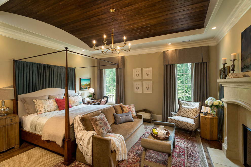 Southern Living Home Traditional Bedroom Other By Id Studio Interiors