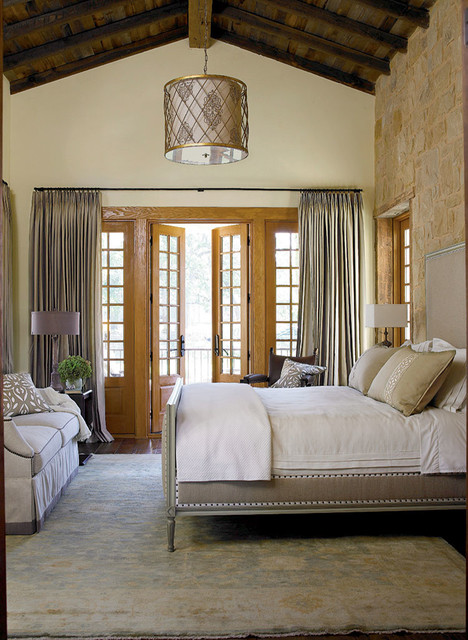 Southern living idea house mediterranean bedroom for Idea homes austin