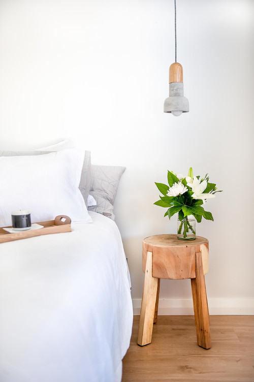 16 Petites Tables De Chevet Pour Petites Chambres
