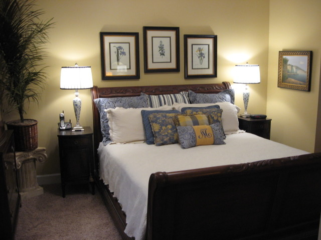 southernhospitality- Master Bedroom traditional-bedroom