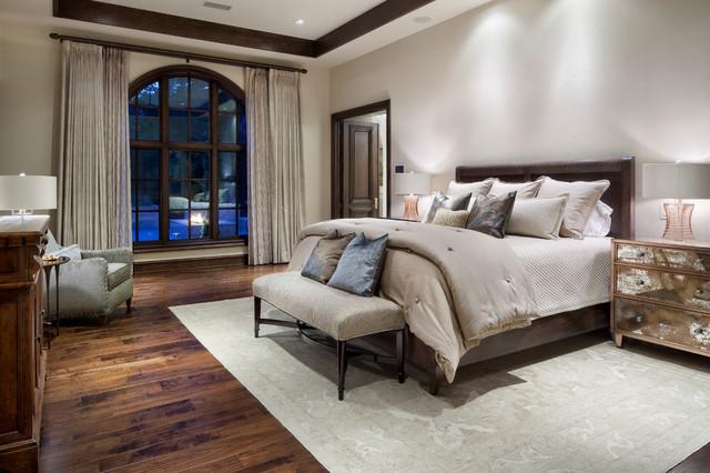 Southlake mediterranean-bedroom