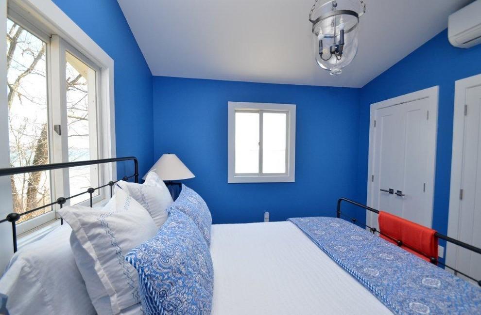 Southold Cottage Master Bedroom