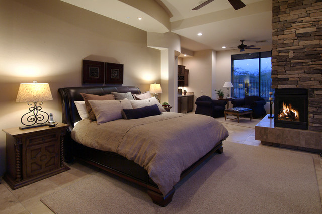 Southwest contemporary 553 for Master bedroom design ideas pictures