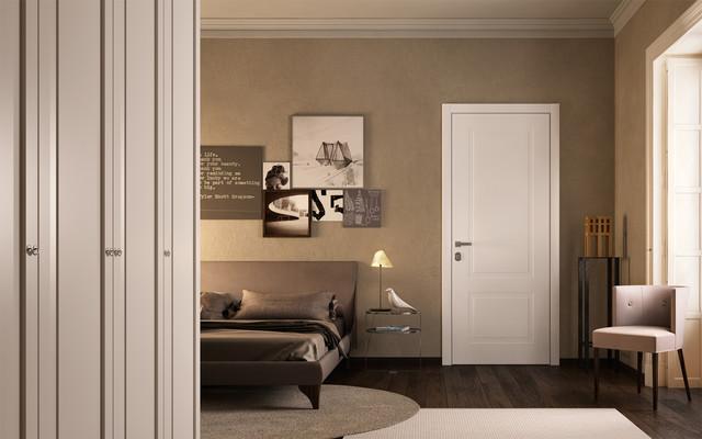 Sovrana - Security doors - Anni '50 - Camera da Letto - Altro - di ...
