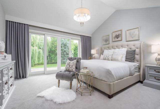 spaces classique chic chambre minneapolis par drew gray photography. Black Bedroom Furniture Sets. Home Design Ideas