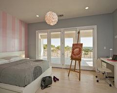 Spanish Oaks Residence Bedroom contemporary-bedroom