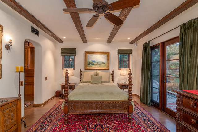 Spanish Revival Interior Renovation Palm Springs Ca